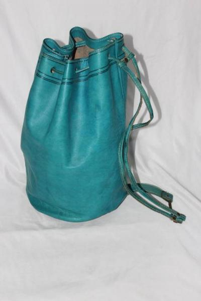 bucket bag leather Moroccan bag shoulder leather bucket bags ,Moroccan handcrafted leather bucket ba