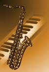Animation musicale SAXOLOGY album
