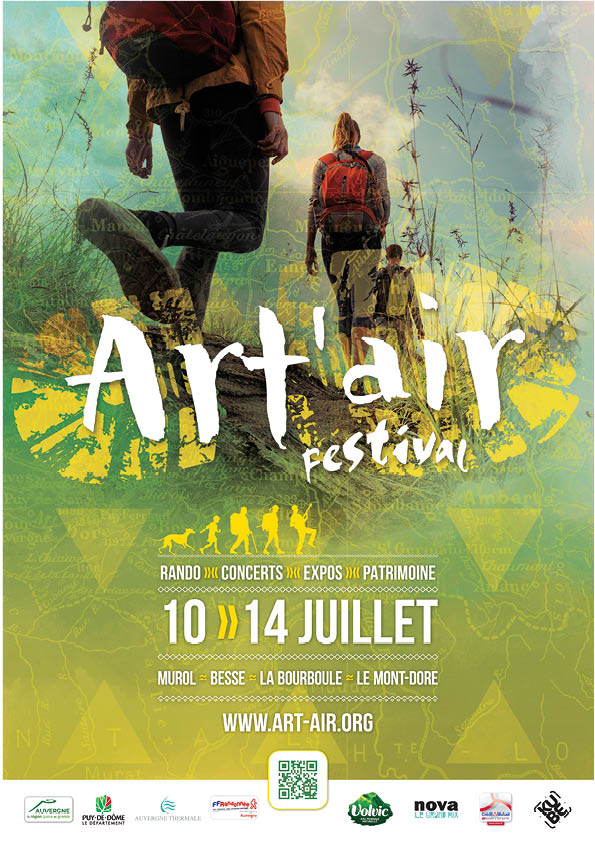 Art'air festival 2015 album